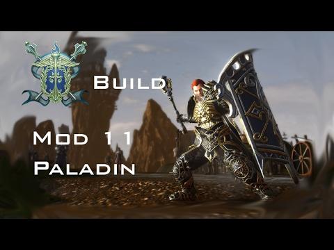 Neverwinter Healadin Build Mod  Pc