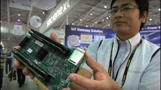 Socionext 24-core ARM Server SynQuacer SC2A11, 60% lower power than Intel at same performance