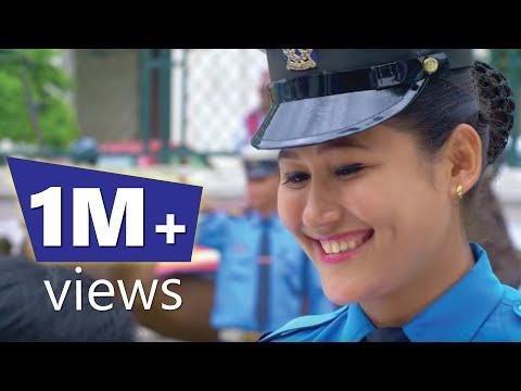 Believe In BLUE   Nepal Police