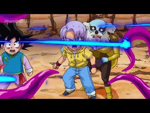 XXX Siêu xúc tua ( Super Dragon Ball )