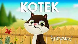 Gambar cover KOTEK – Śpiewanki.tv – piosenki dla dzieci