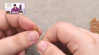 Tip: Make Herringbone (Ndebele) Faster