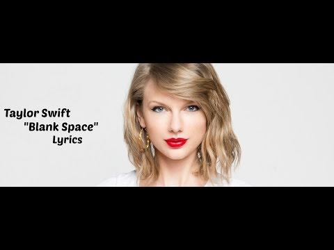 Taylor swift - Blank Space - Lyrics || Full HD 2015