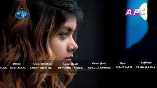 Nepal Idol, Gala Round, Episode 25, Part 4