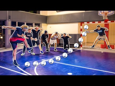 SIDEMEN INDOOR PENALTY