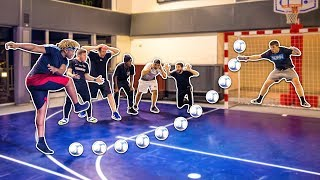 SIDEMEN INDOOR PENALTY CHALLENGE