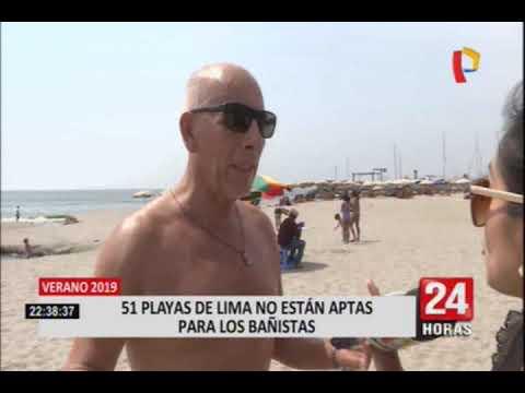 Sepa cuáles son las 51 playas no aptas para bañistas en Lima