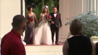 Tia Gives Tear-Jerking Speech at Her Son's Wedding