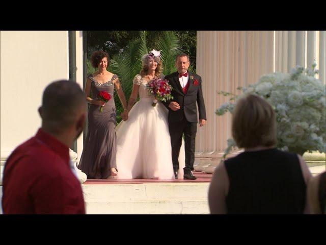 Tia Gives Tear-Jerking Speech at Her Son\'s Wedding
