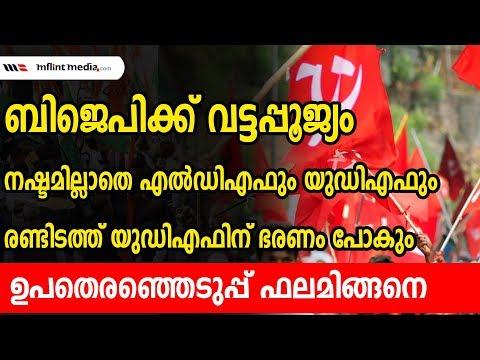 ശബരിമല ഏശിയില്ല..കച്ചിയില് തൊടാതെ ബിജെപി |  local body by-election Kerala