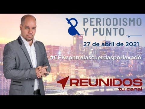 Periodismo y Punto - Con  Luis Gasulla - EN VIVO