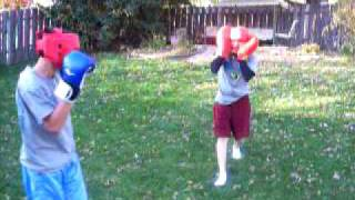 Dip and Dil First Fight