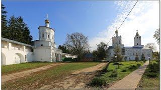 Солотчинский Рождества Богородицы женский монастырь 1080 HD