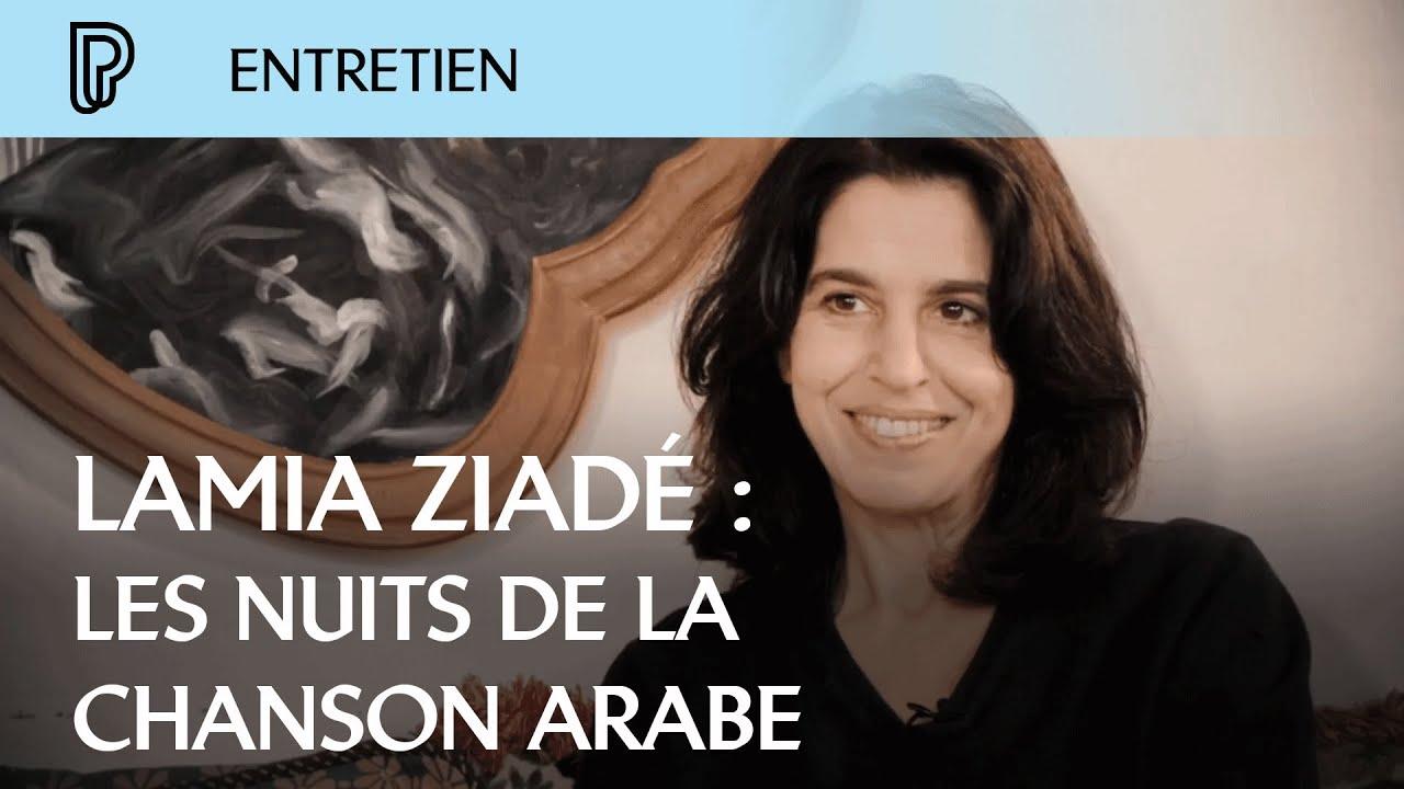 Download Les nuits de la chanson arabe, avec Lamia Ziadé