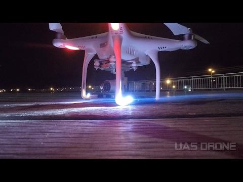 DJI PHANTOM 3 LED LIGHTS