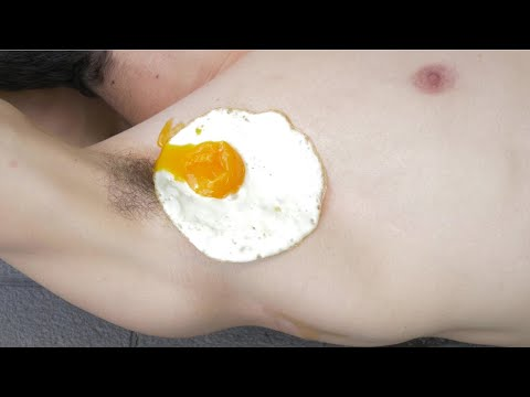 Can You Cook An Egg In Your Armpit?