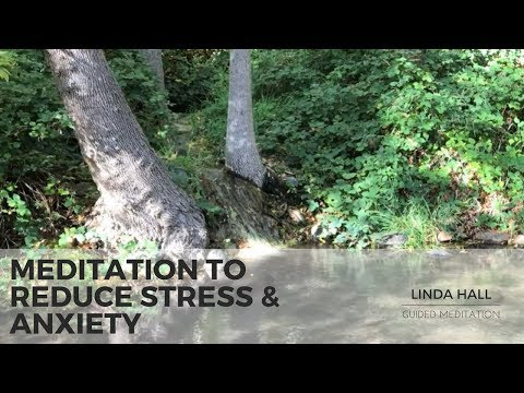 The River of Time: Guided Meditation to Reduce Anxiety & Stress