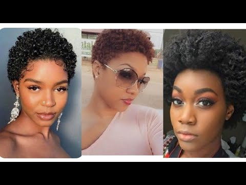 75 Most Inspiring Natural Hairstyles For African American Short Hairs Trendy 2020 Summer Haircut Youtube