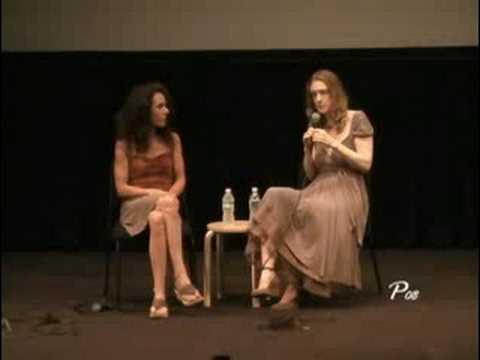 Deborah Kampmeier at the NYWIFT  Part 2