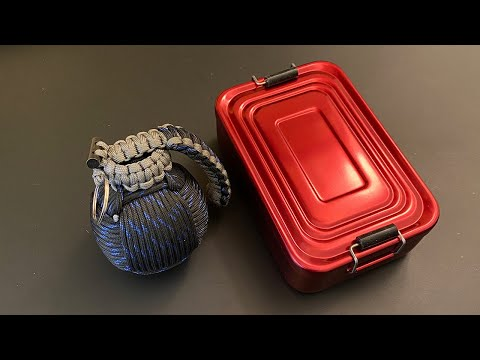 48-Piece Survival Grenade Reviewed and Improved