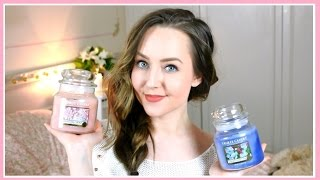 My Yankee Candle Collection 2017 | mixie