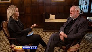Part 2- Exclusive Interview with Archbishop Gallagher-ENN 2017-09-22