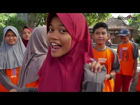 Seruuuu.....Outing SD N Suryodiningratan 3 Yogyakarta  Di Omah Kecebong