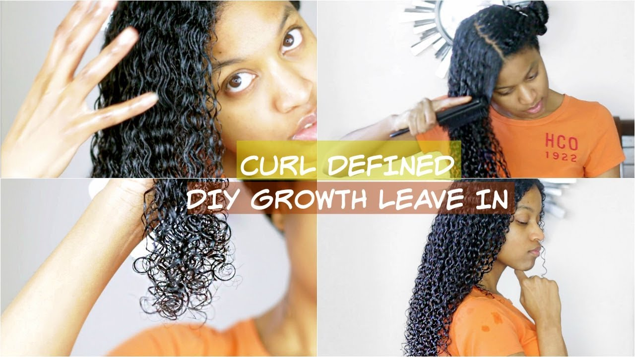 Diy Healthy Natural Hair Conditioner For Hair Growth