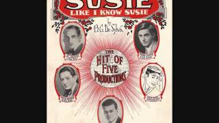 Eddie Cantor - If You Knew Susie (Like I Know Susie) (1925)