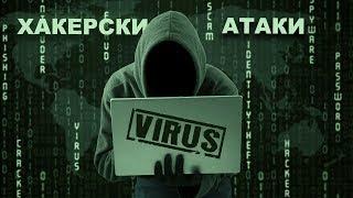 Top 10 най-мощни кибер атаки в историята