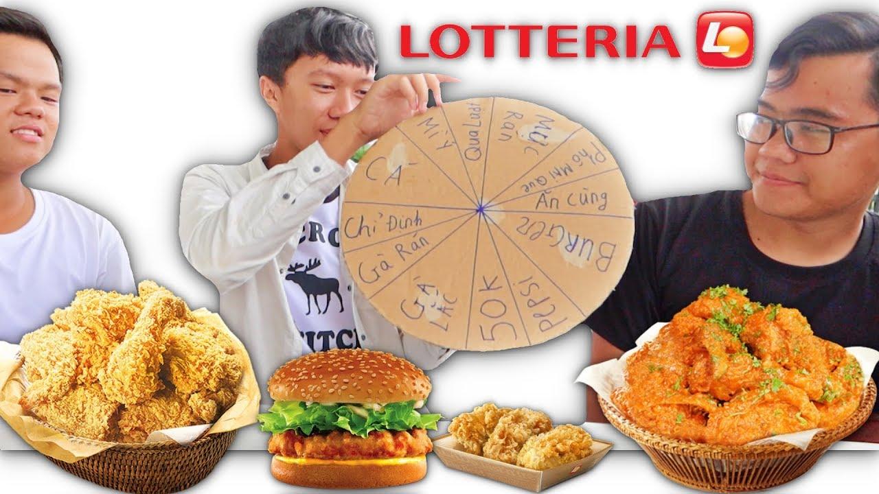 LamTV - Trận Chiến Vòng Quay Địa Ngục Phiên Bản Gà Rán Lotteria | Fried Chicken Battle