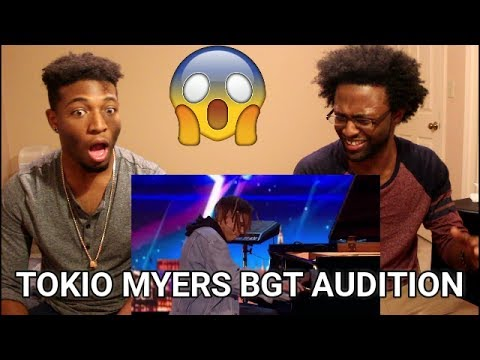 Tokio Myers leaves the judges speechless with piano skills - Britain´s Got Talent 2017 REACTION
