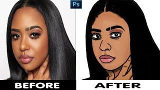 How To Cartoon Yourself In Photoshop 2020 Herunterladen