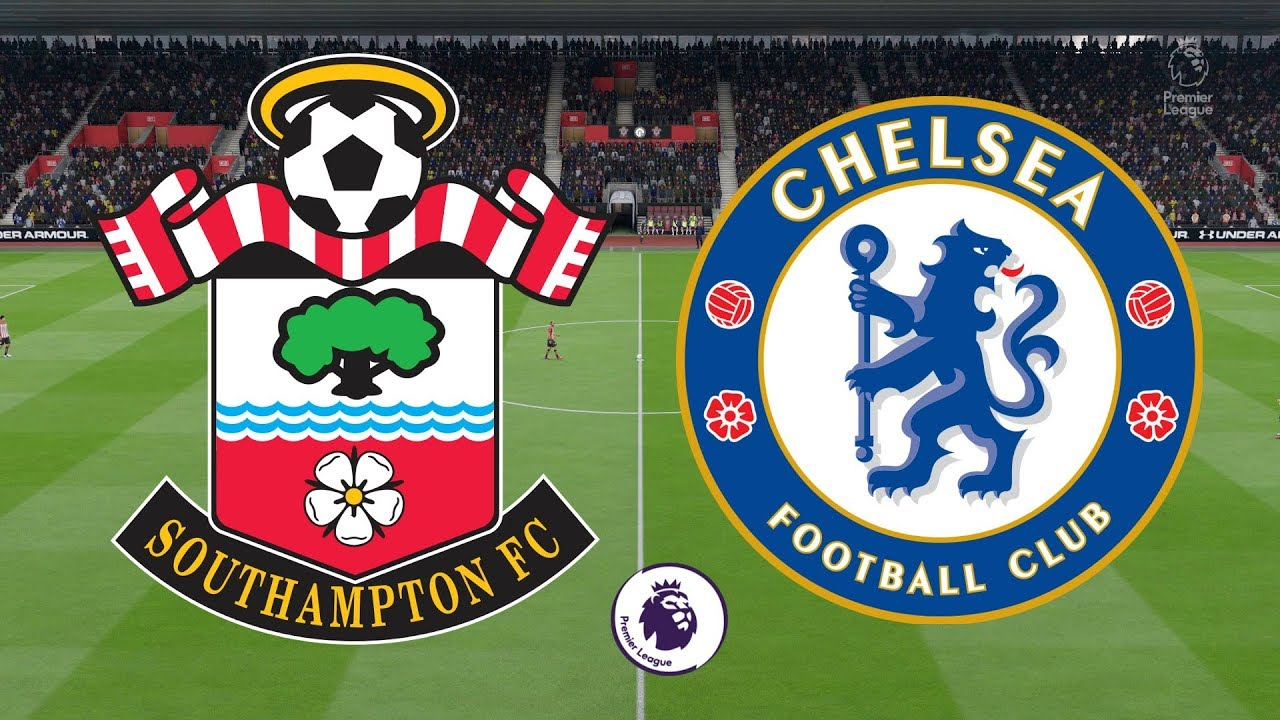 Image result for southampton vs chelsea