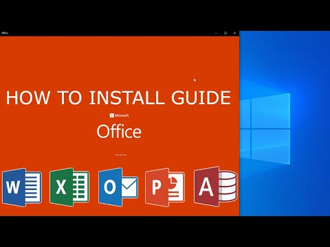 Install Microsoft Office From Microsoft Store For Free Guide