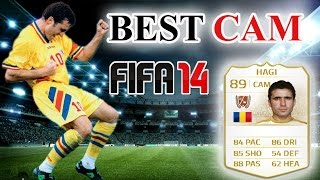 FIFA 14 The Best CAM in FUT / Legend Review Gheorghe Hagi / Gameplay + In Game Stats
