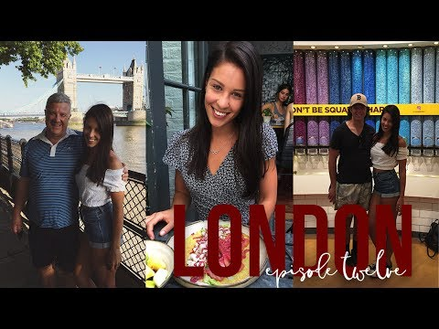 2017 Travel Vlog  London  Episode 12