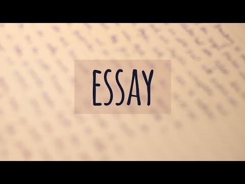 Essay Einfach Erklärt! | Ablauf | No Gos | Beispiel-Themen