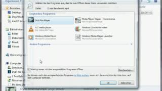 CFA Teil 17: Windows - Video/Audio Dateien wiedergeben.