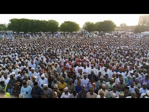 Thousands of sympathisers attend Sule's funeral prayer in Kano
