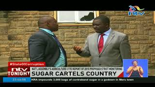 Parliamentary committee on Agriculture launch an investigation on contraband sugar