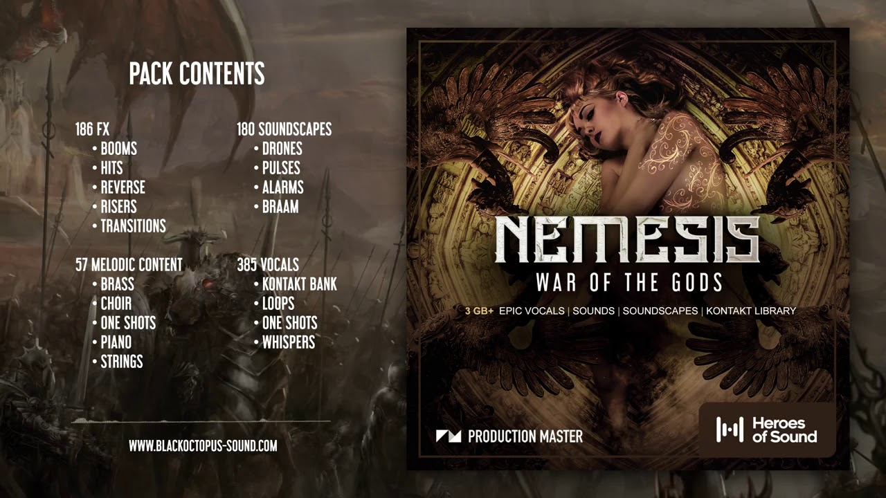 Torrent-Nemesis (War Of The Gods)
