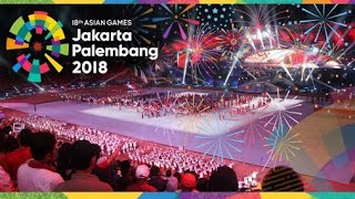 Download Video Live Streaming Pembukaan Asian Games 2018 Opening Ceremony || Disiarkan di Sctv ,Trans 7,Indosiar MP3 3GP MP4