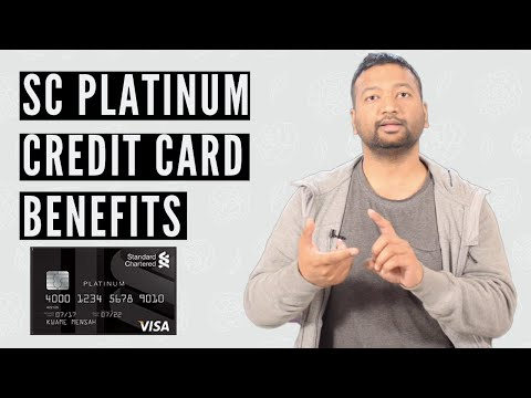 Standard Chartered Platinum Credit Card Review | Benefits | Fee | Eligibility | Apply
