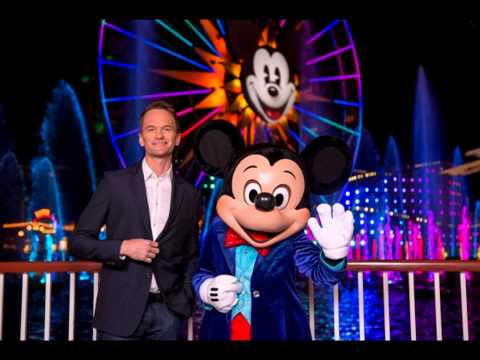 WORLD OF COLOR CELEBRATION SOUNDTRACK DISNEYLAND WORLD PREMIERE PART 1