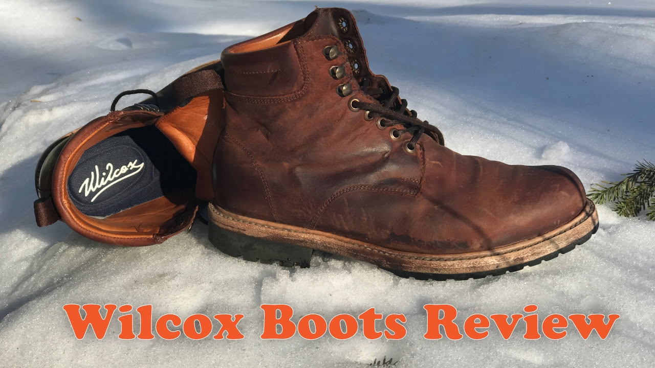 5be62a55489 Wilcox Boots Review - Shiloh Rust Brown Leather Boots