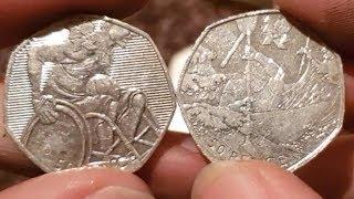 The Good Pulls Continue!!! £250 50p Commemorative Coin Hunt Bag#19 [Book 1]