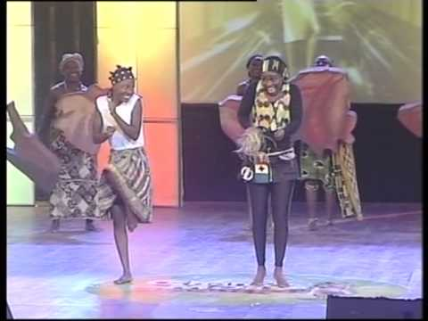 Emefa Adeti Ghana's most beautiful 2012 CROWNING.mpg