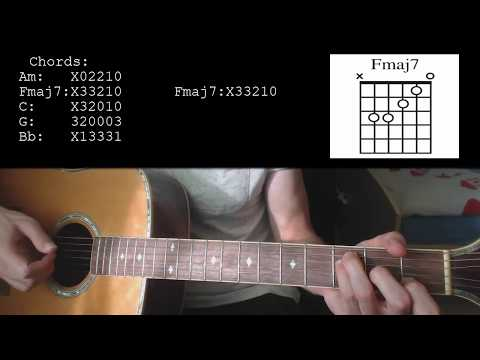 lady-gaga---always-remember-us-this-way-easy-guitar-tutorial-with-chords-/-lyrics