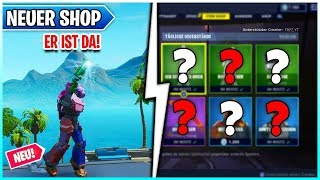 OMG ER IS DA! 😨 ROBOTER SKIN in the shop 🛒 Fortnite Shop 19.07